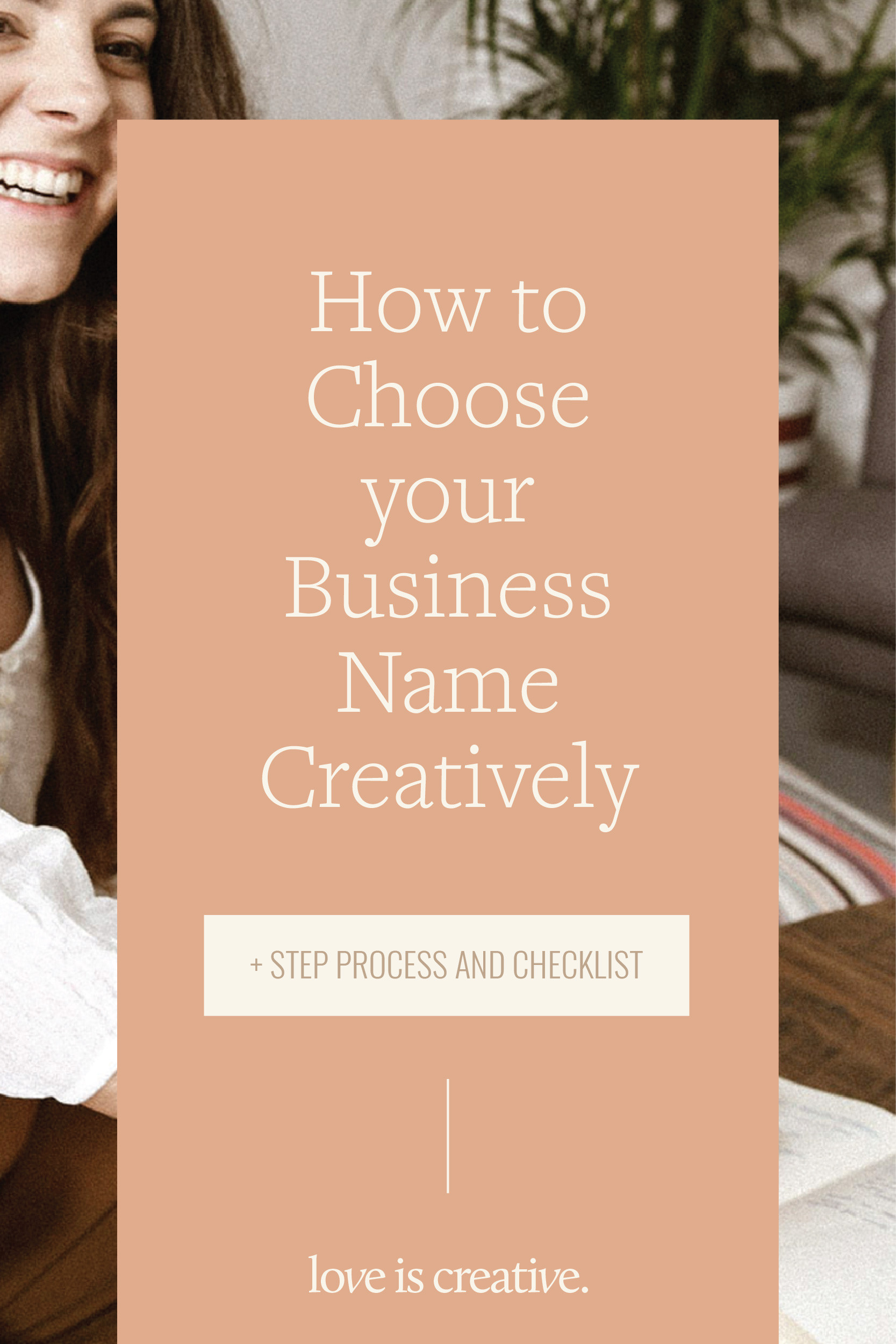 How to Choose your Name Creatively