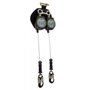 Dual Leg Leading Edge Cable Retractable with Aluminum Snap Hooks.jpg