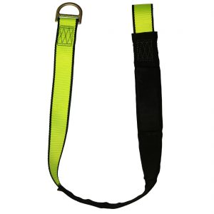 Concrete Anchor Strap with D-Ring