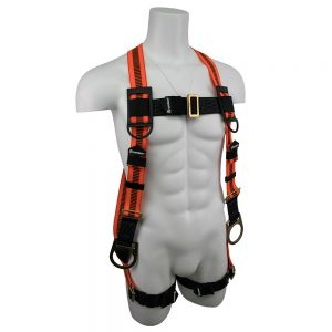 V-LINE Vest Harness with Side Positioning D-rings