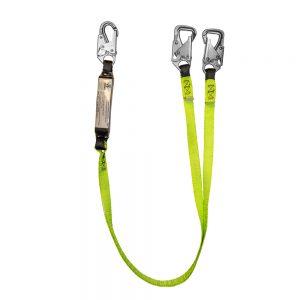 6' Dual-Leg Tie-Back Shock Lanyard