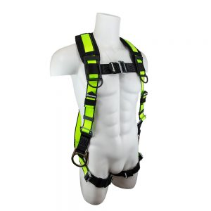 PRO Vest Harness with 3 D-rings