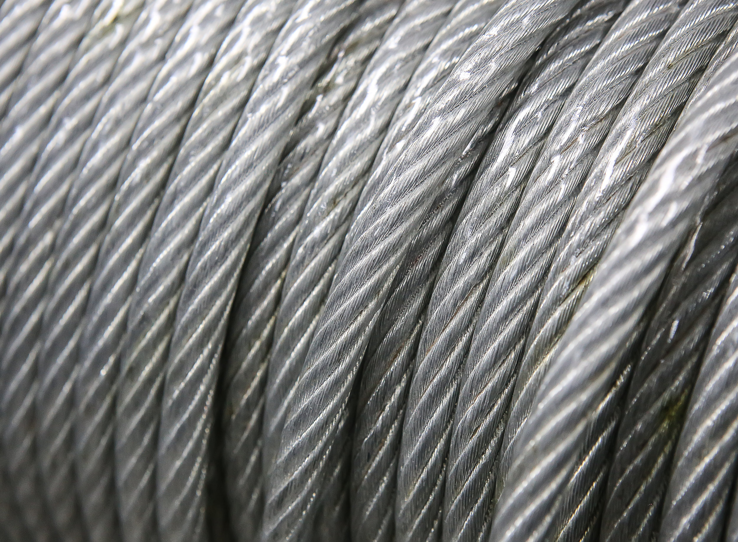 Coated Cable Wire Rope