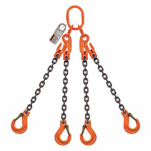 4 way chain sling grade 100