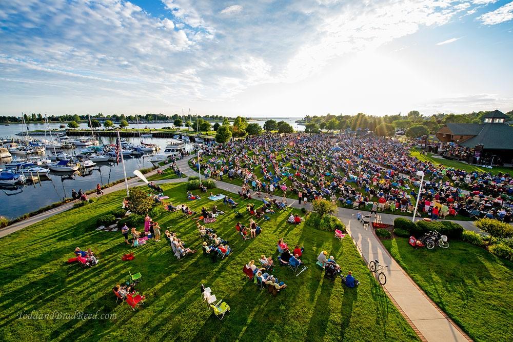 Ludington - outdoor music events.jpg