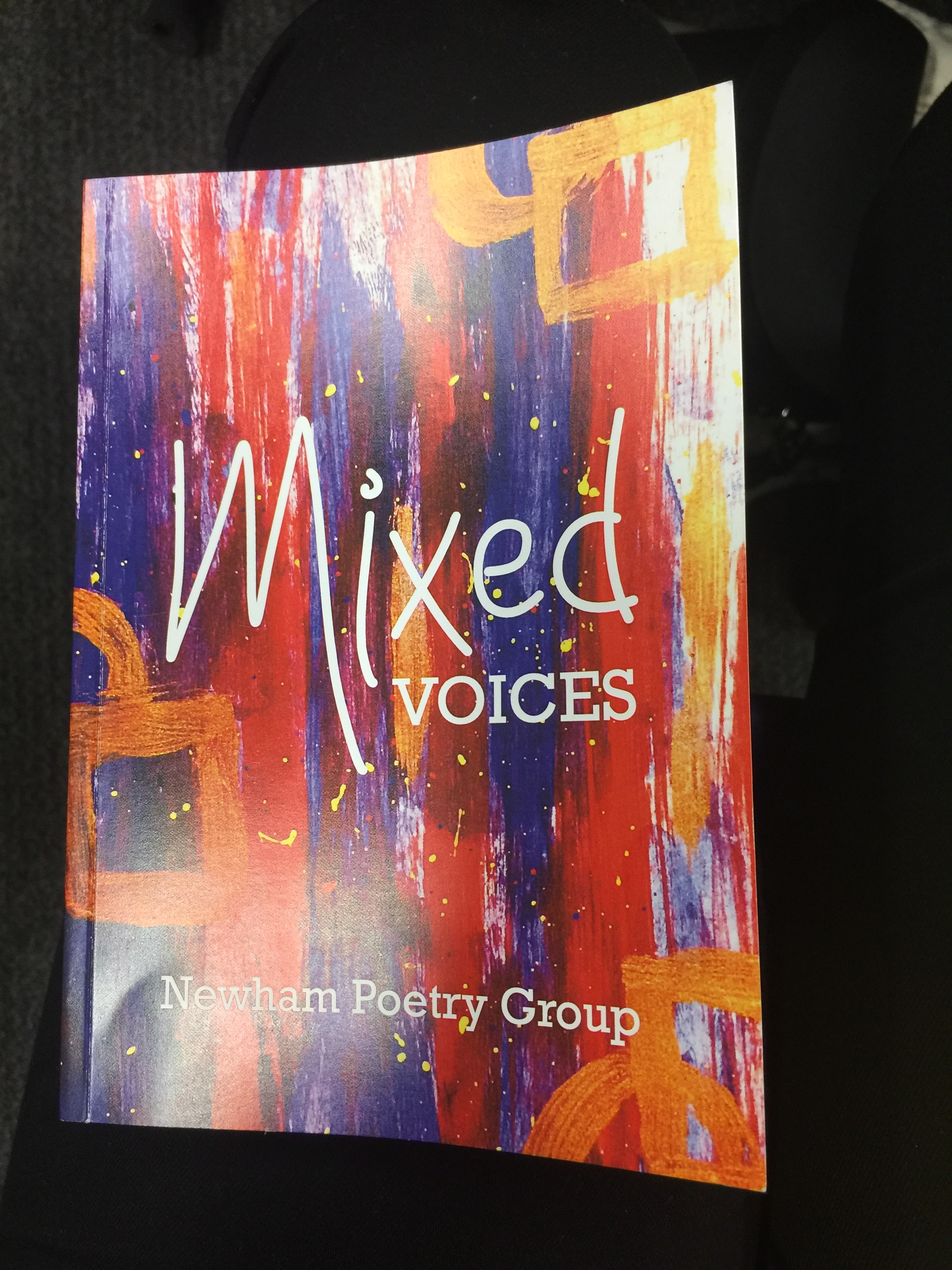 Mixed Voices - Newham Poetry Group Anthology 2018