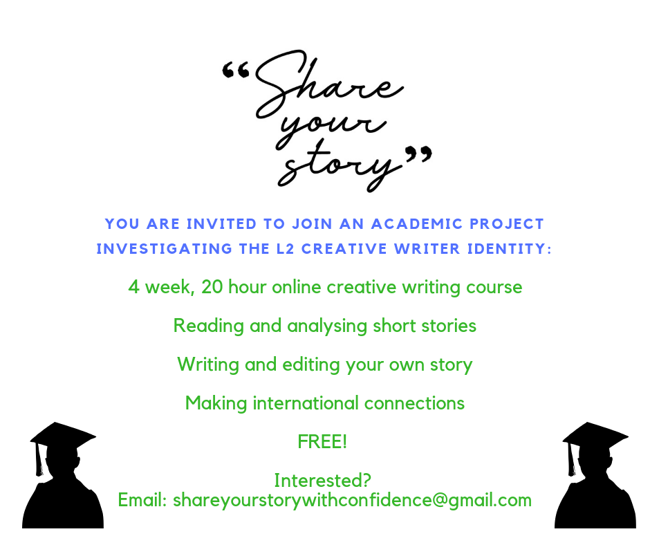 L2 Creative Writer Identity Project poster.png