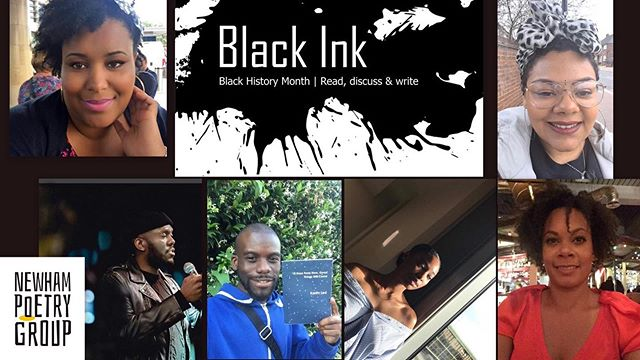 I've been invited by Newham Poetry Group to lead a poetry session for Black History Month! Yay!  Saturday 26th October @ Poetry House, Stratford Park, E15 3JR, 1.30-3pm.  FREE.  Please come to support or join in or simply to hold the baby. ;) #shareyourstorywithconfidence #alwayslearning #sometimesteaching #poetryteaching #poetryhouse #newhampoetrygroup #blackink #blackhistorymonth #blackhistorymonth2019 #blackpoetrymatters