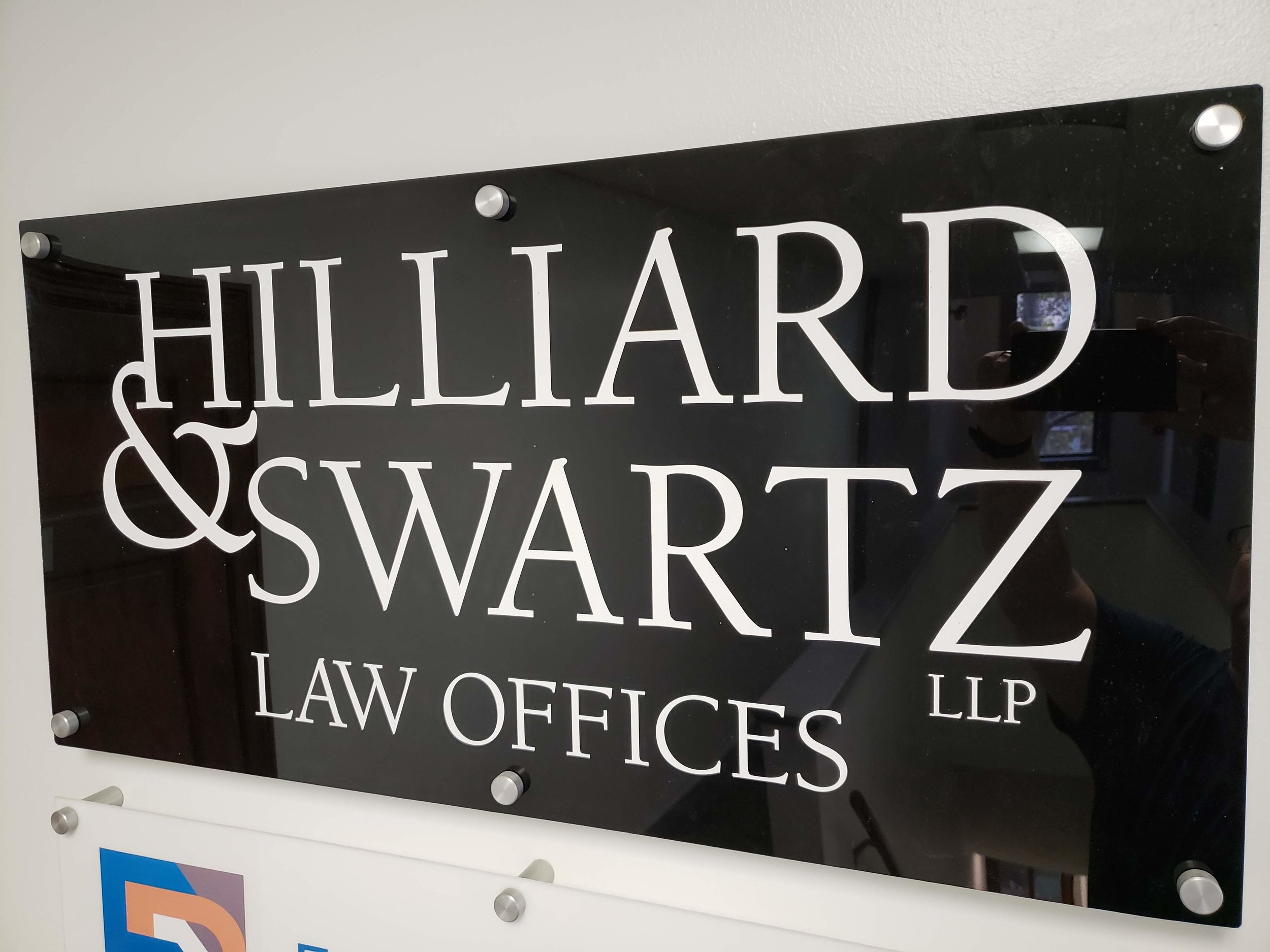 Hilliard & Swartz Law offices