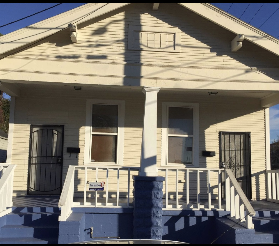 The Airbnb I stayed in located in the Ninth Ward.