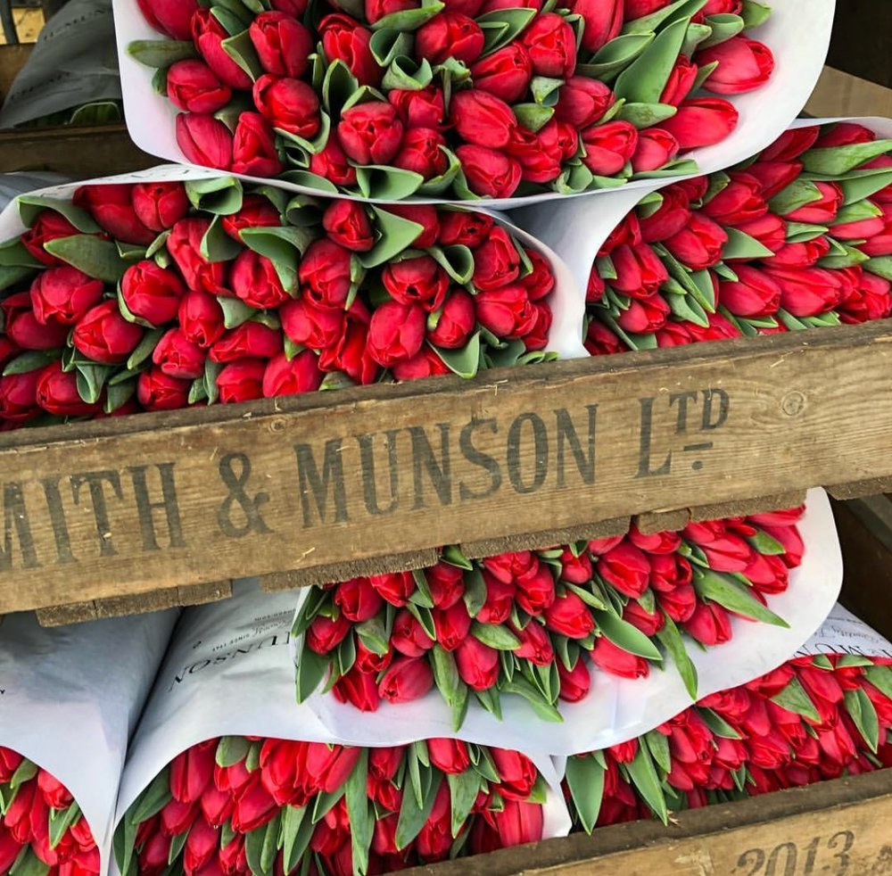 How do you keep the flowers fresh when you send them all over the UK? What is their process for distribution? - The flowers are kept fresh because they are delivered within hours, they leave us by 1pm and are delivered before the early hours, so to wholesaler within 24 hours.