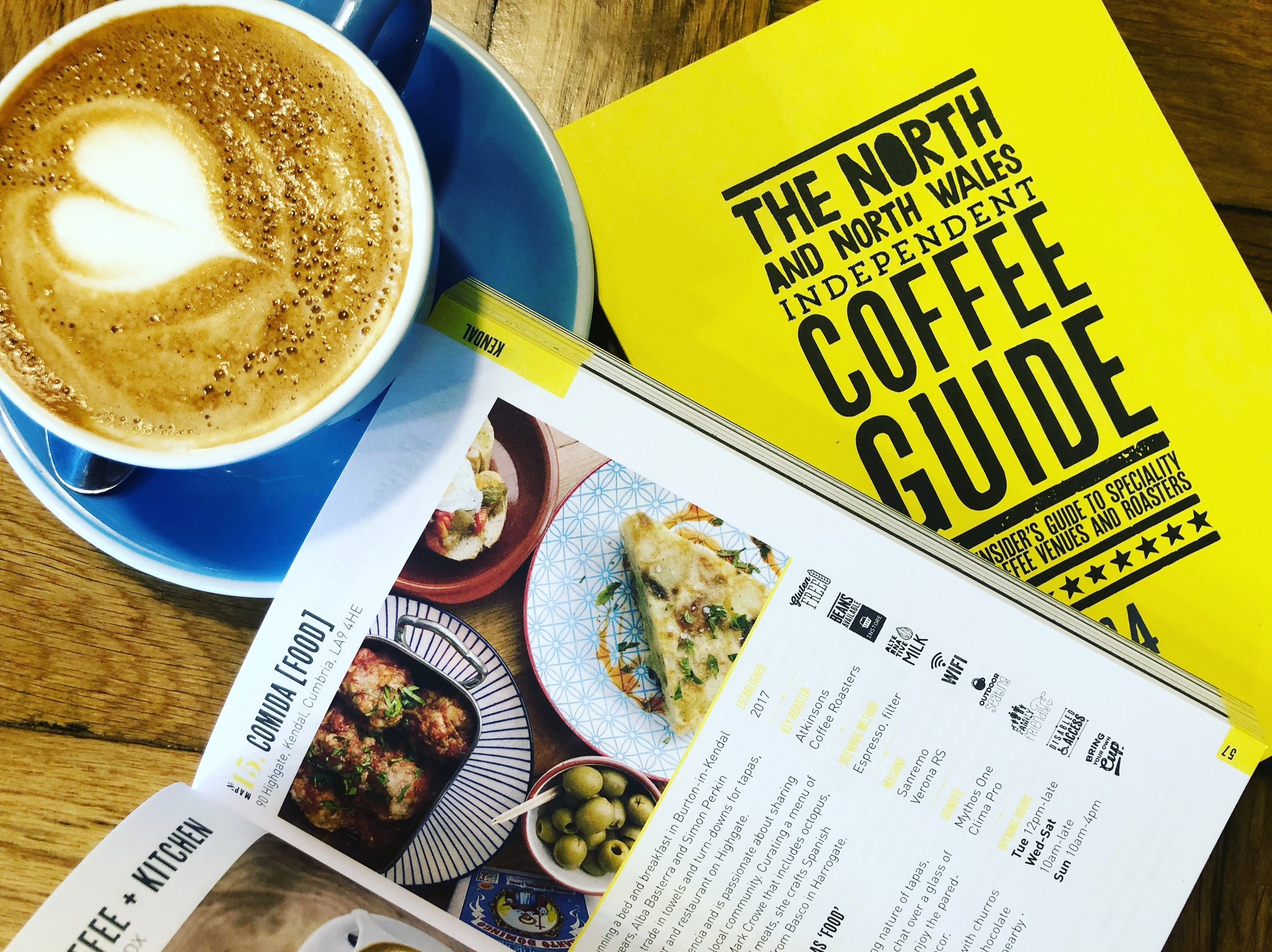 Atkinsons speciality coffee & tea -