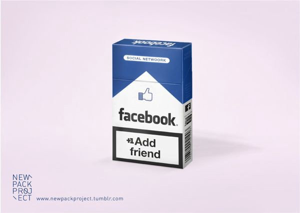 Talk about Facebook Dependency. From the  New Pack Project.