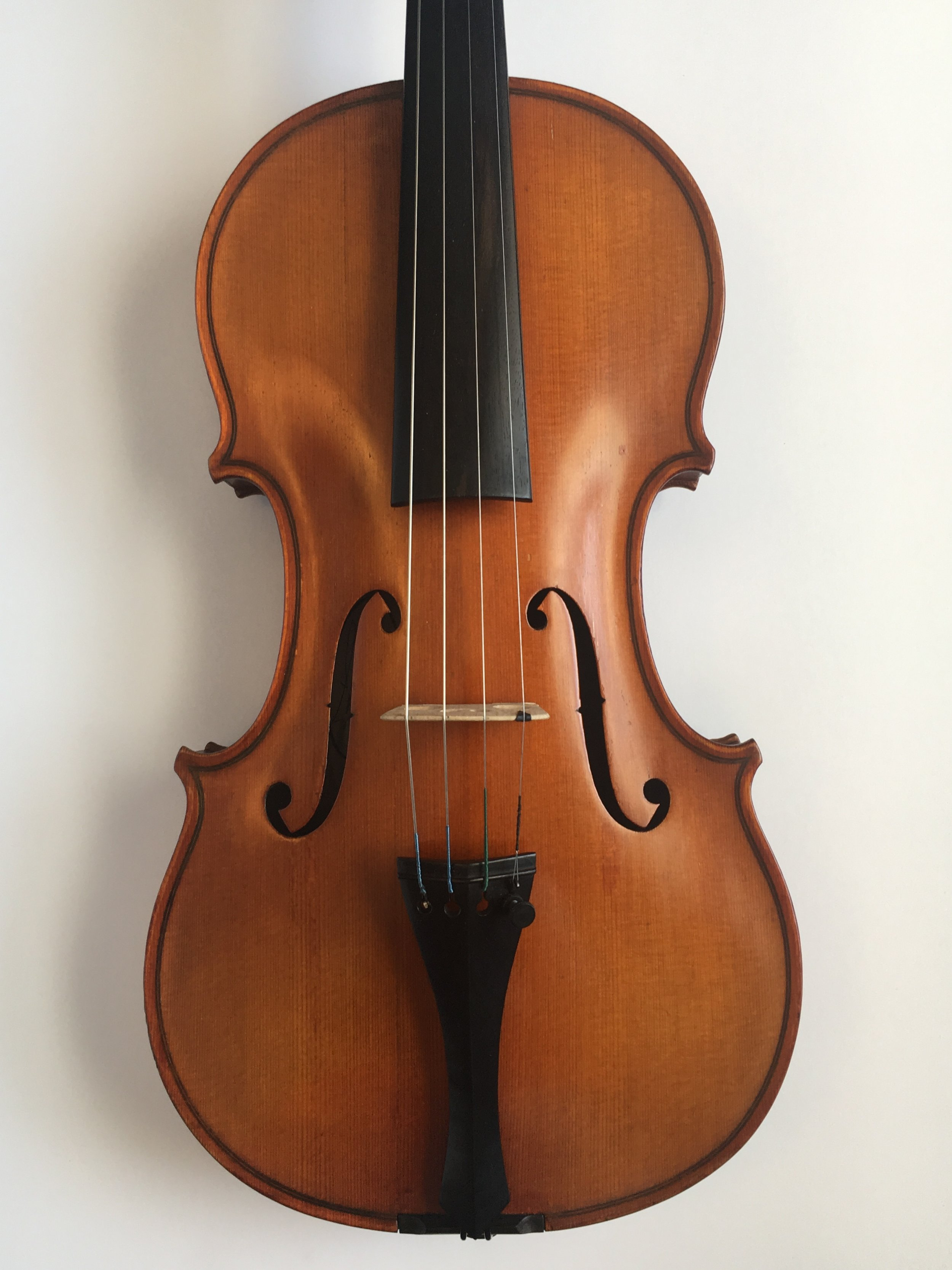 Andreas Schroetter Stradivari Copy 1937