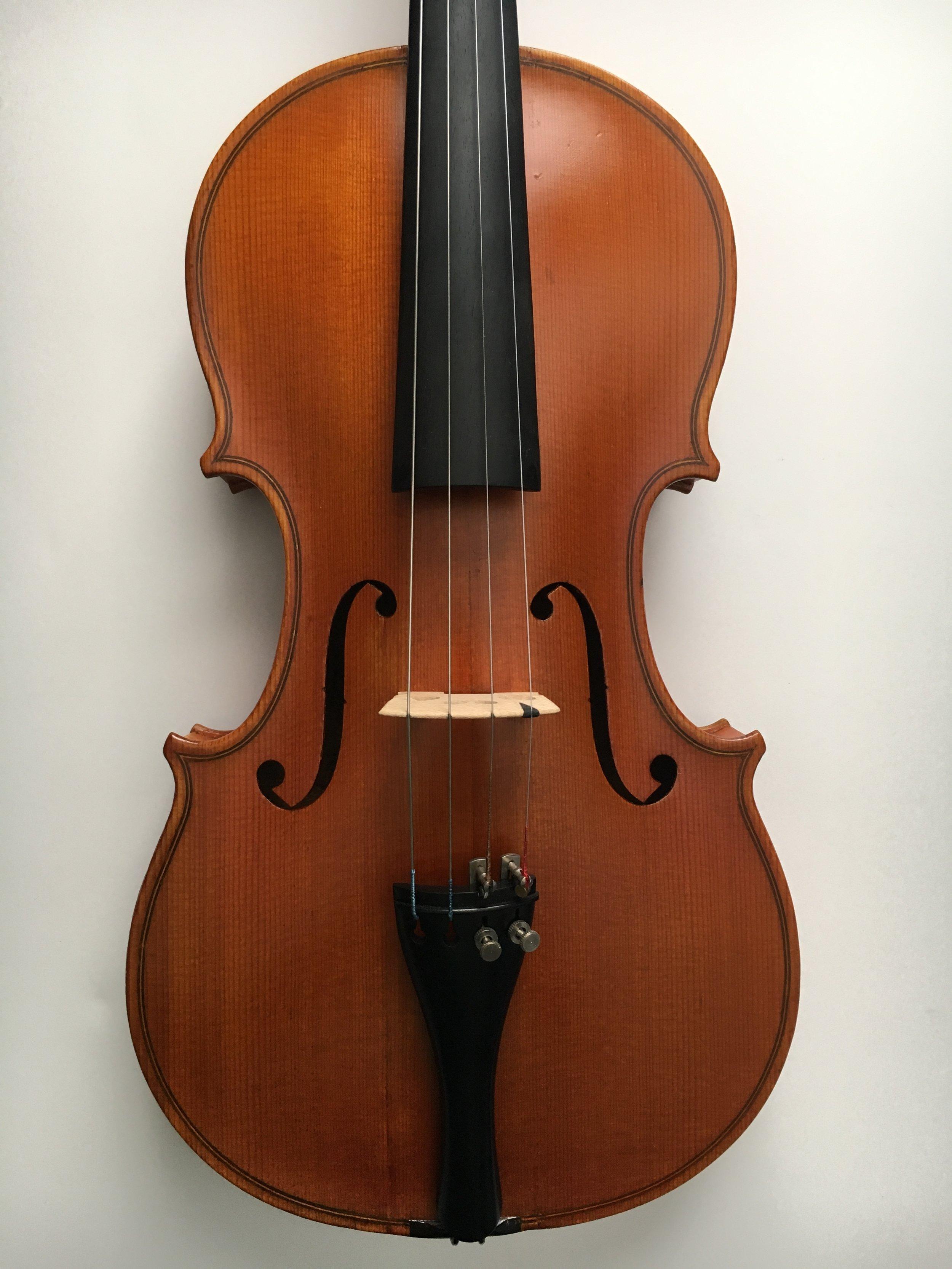 Czechoslovakia Stradivari copy