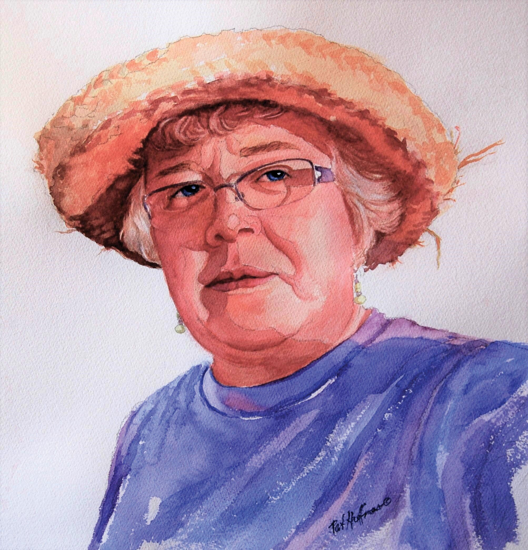 Self Portrait As A Gardener