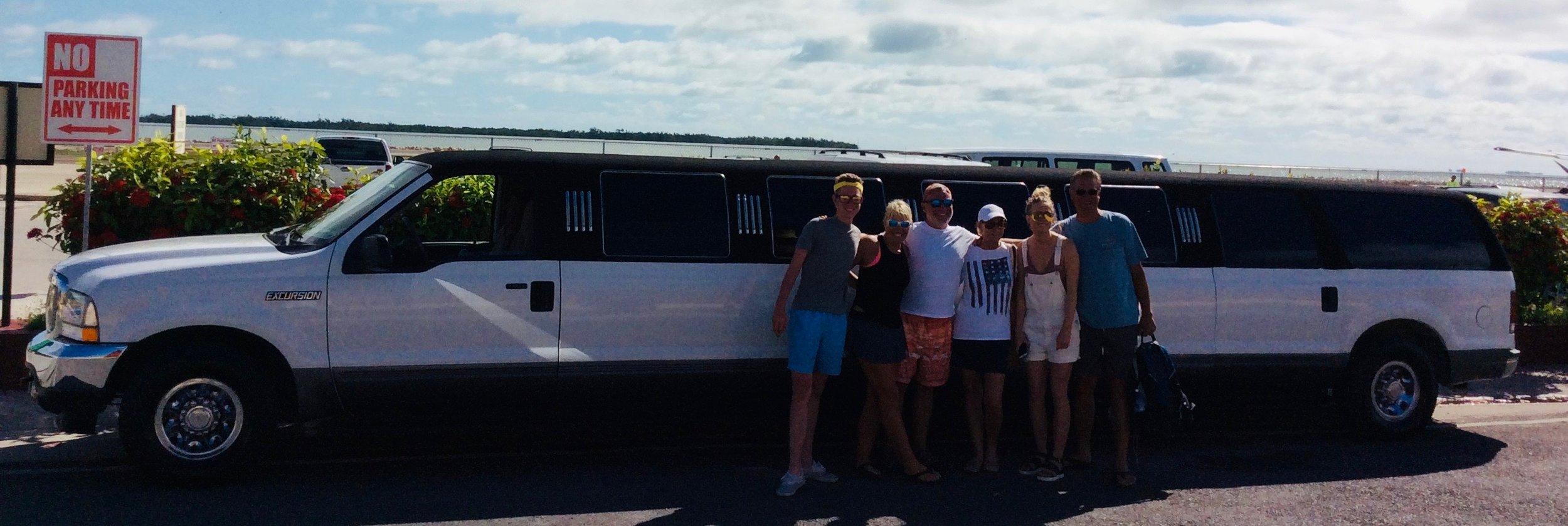 Jungle Limo Tours