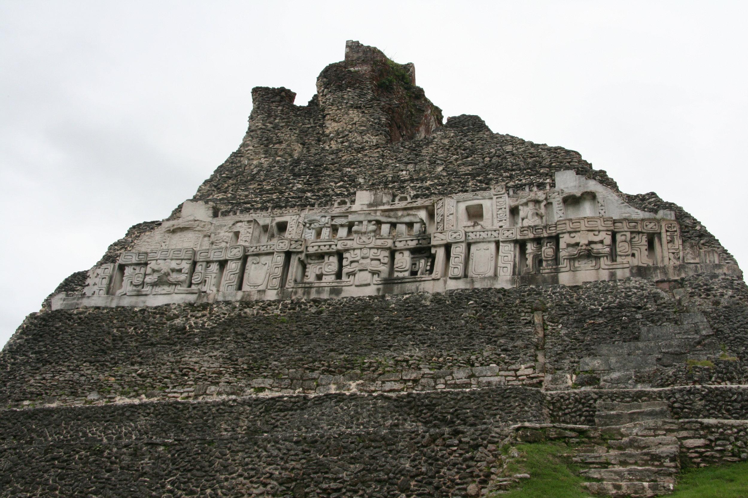 Xuanantunich Mayan Ruins