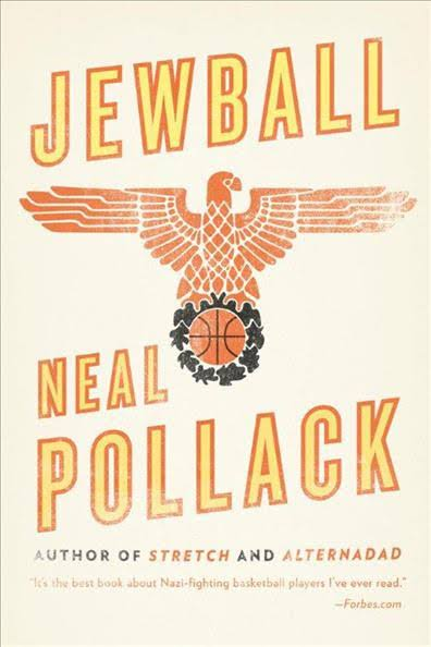 jewball neal pollack author joelle hann.jpeg
