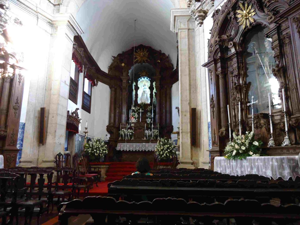 Igreja de Nossa Senora da Gloria do Outeiro 1714-1729