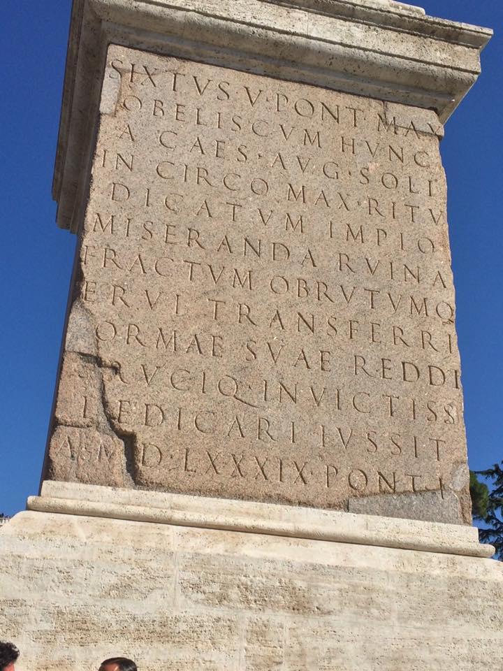 Rome roman letters NGS London.jpg