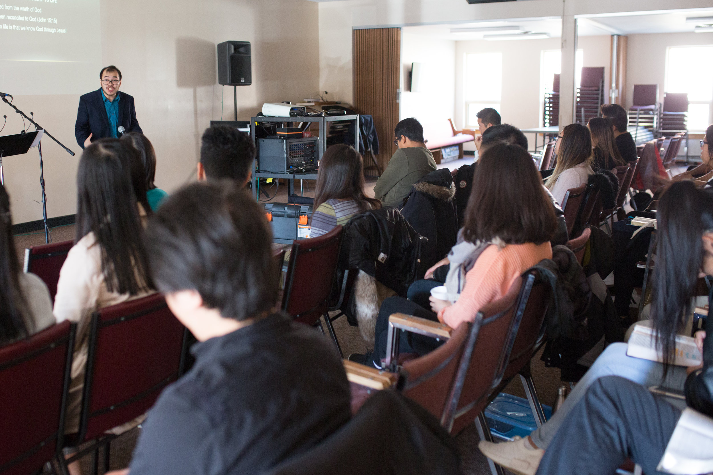 Risen is a New Venture in Hamilton that was birthed out of a Vietnamese ethnic church who desires to expand God's Kingdom in the suburban areas on Hamilton Mountain.