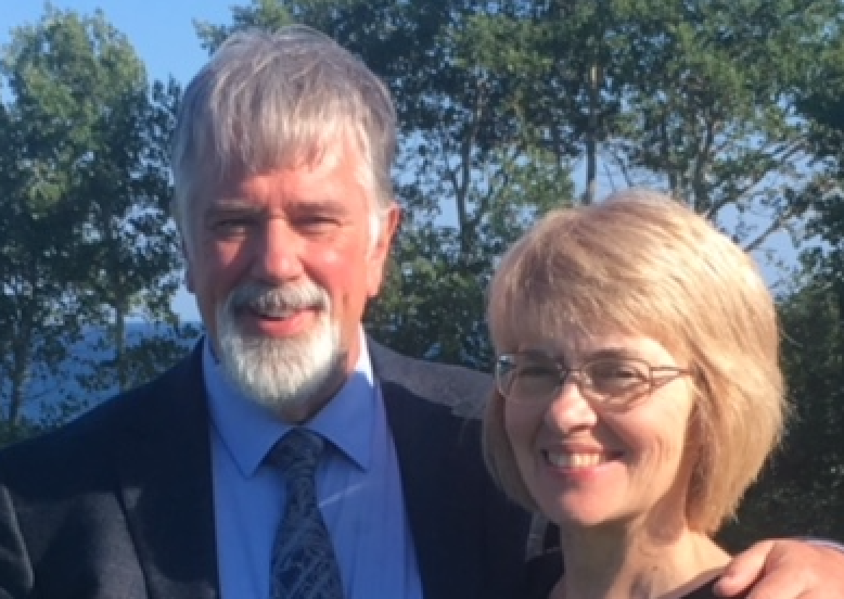 Bill and Louise Morrison are serving as coaches in Atlantic Canada.