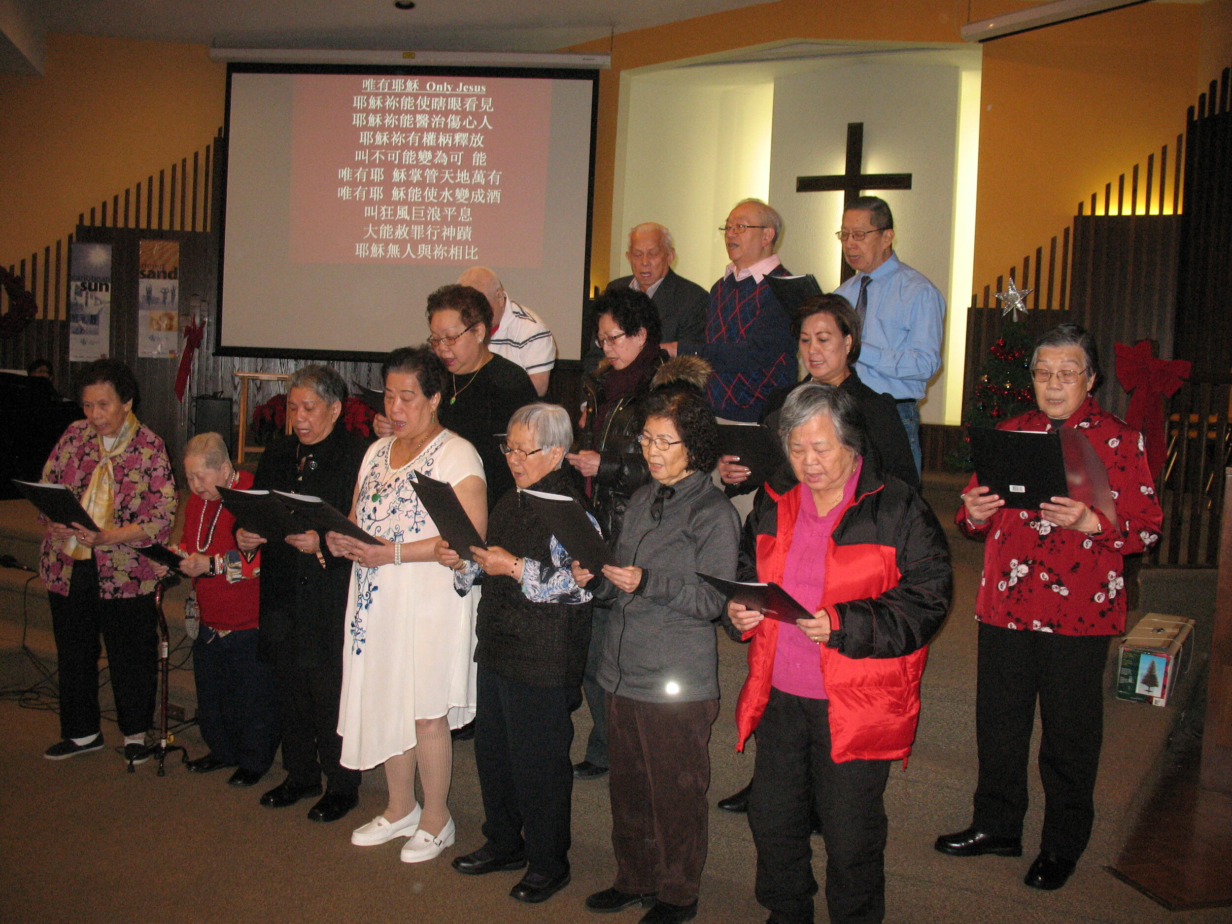Hakka Alliance offers a meaningful church community to seniors in the GTA in their heart language.