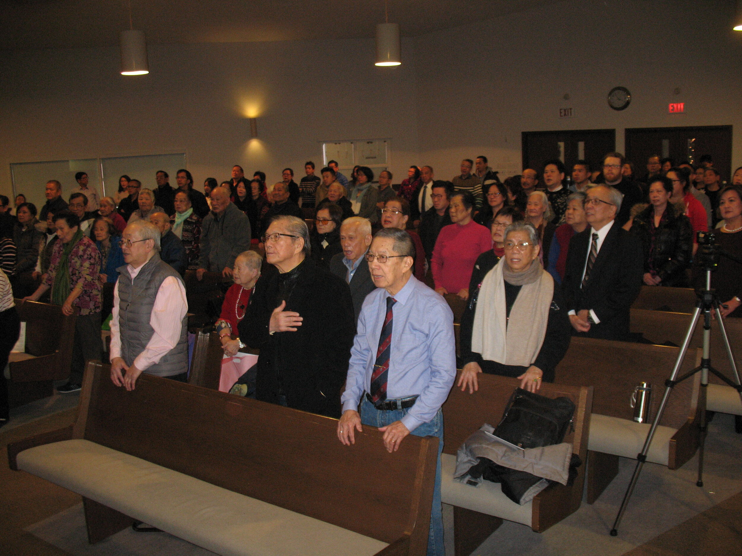 Hakka Alliance is the only Hakka-speaking church in the GTA geared to outreach to seniors in the community,
