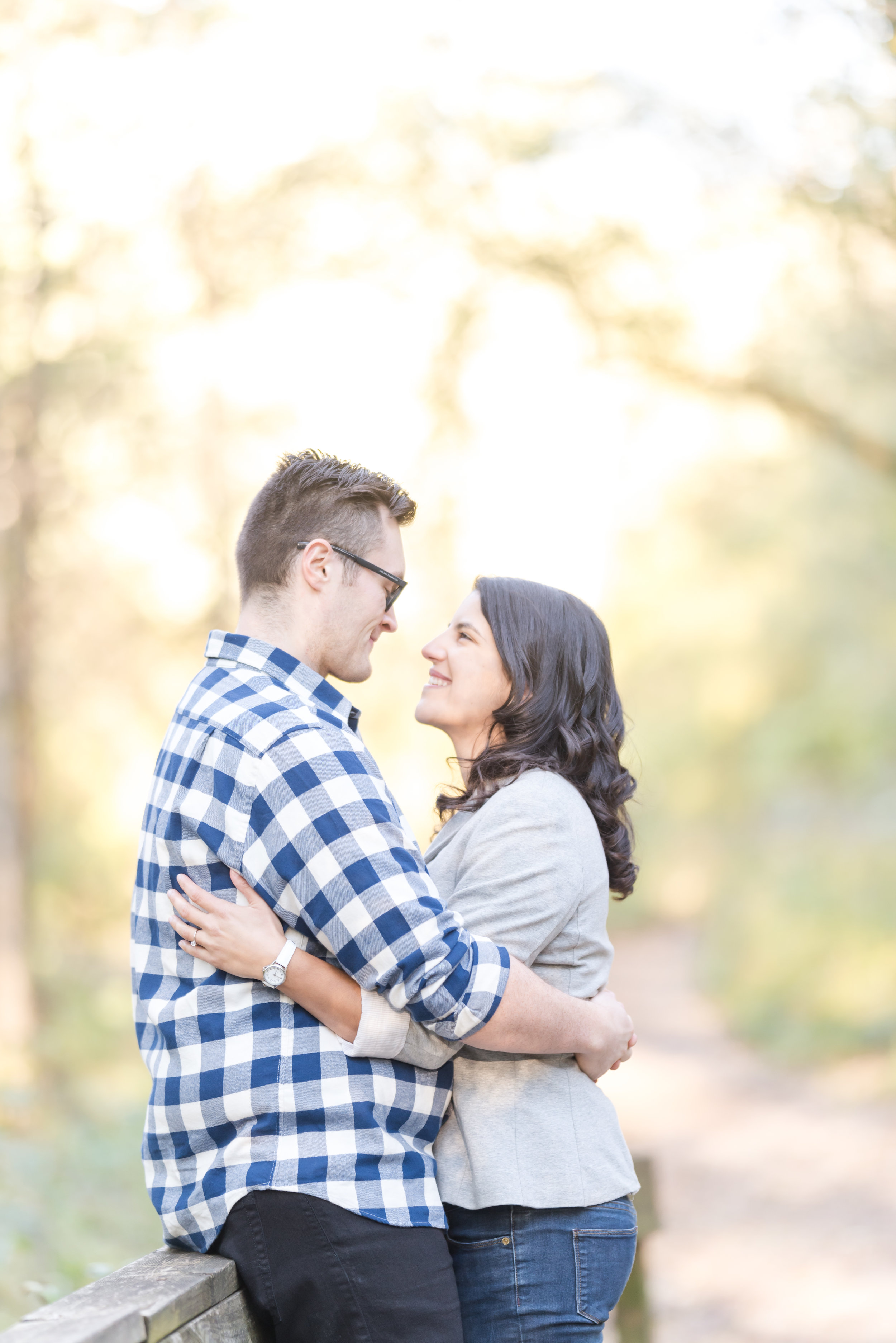 Best Engagement Session Locations in Indianapolis Fort Harrison State Park
