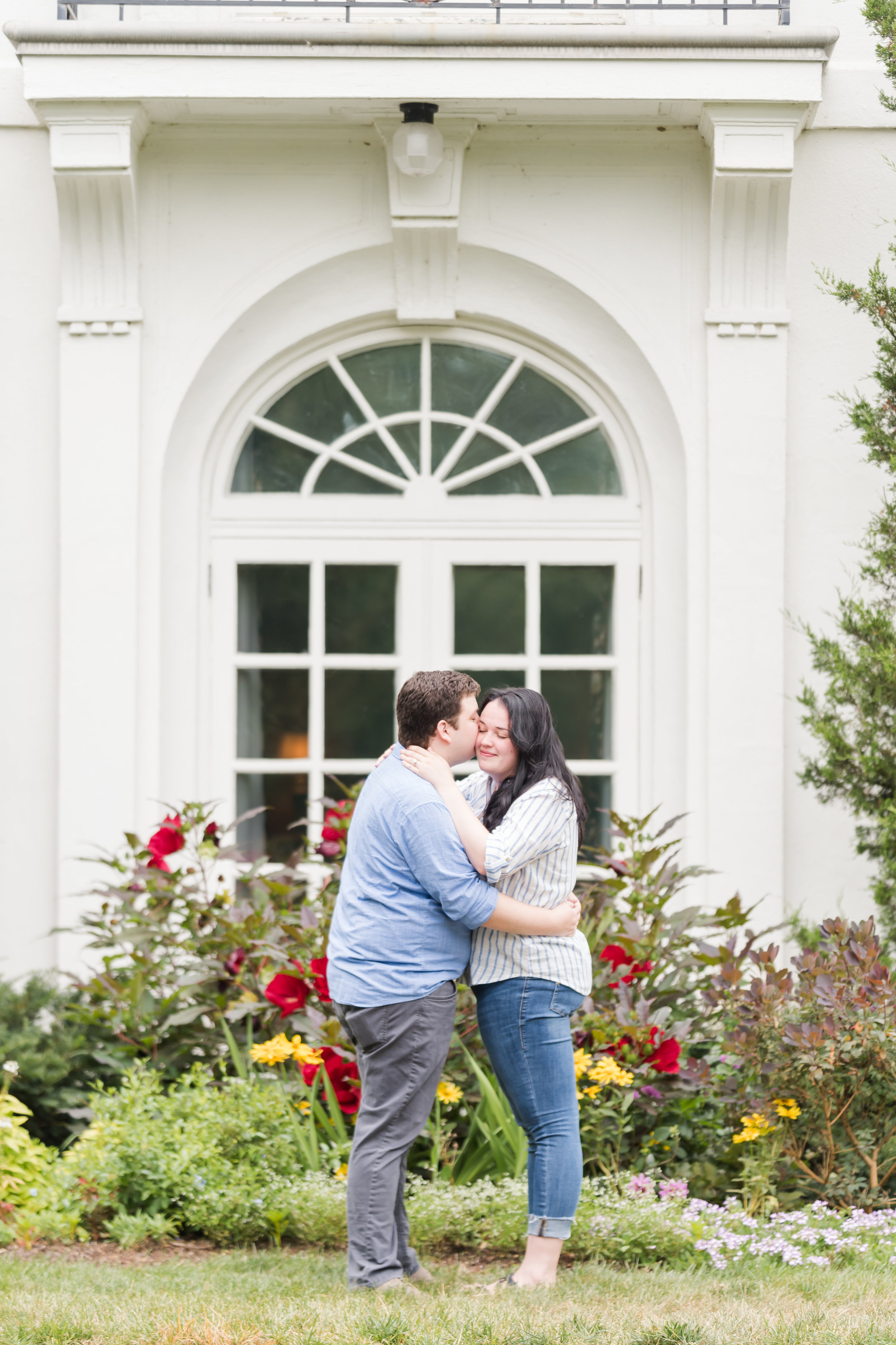 Best Engagement Session Locations In Indianapolis The Newfields
