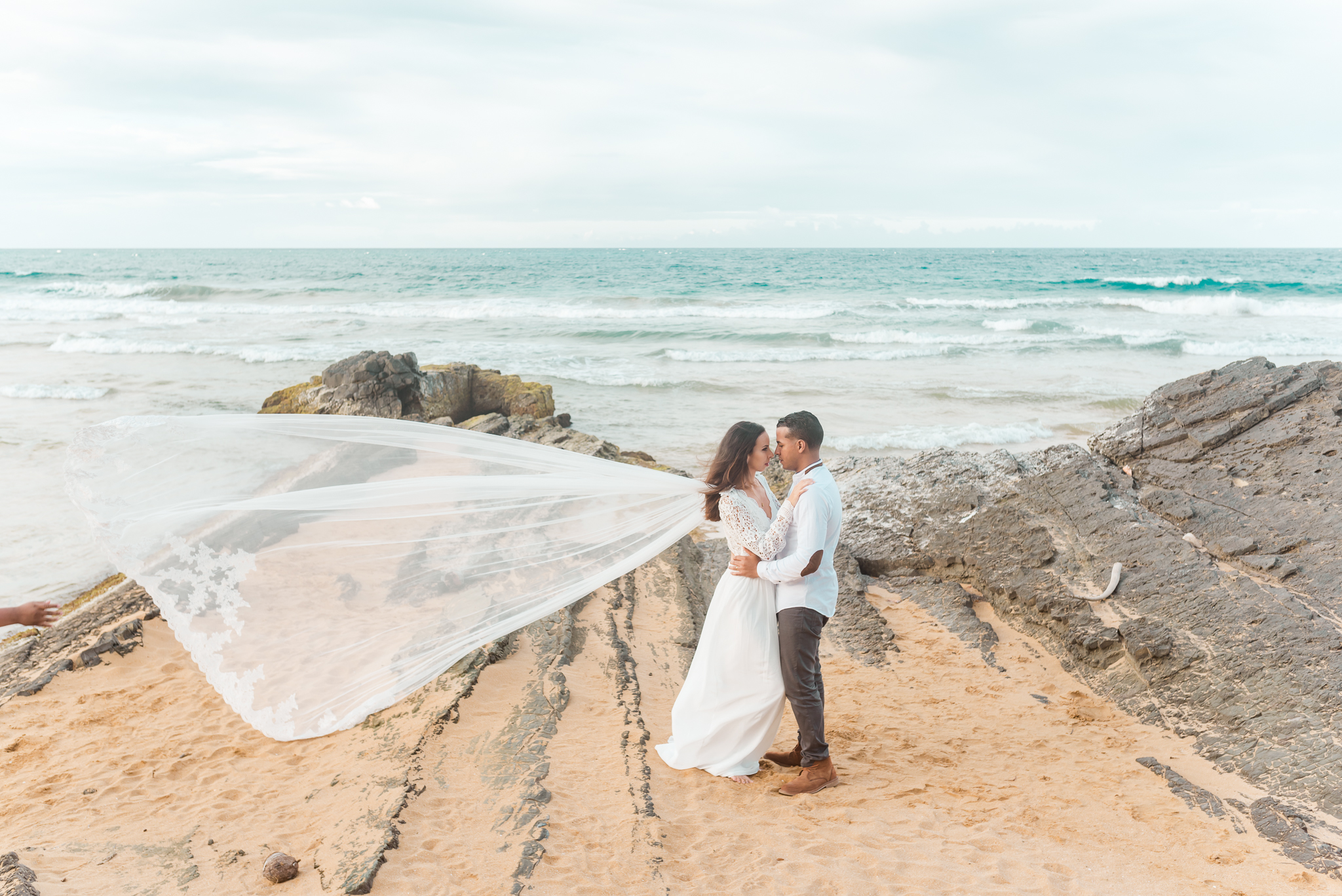 San Juan Destination Wedding Photographers Beach Wedding in Luquillo Puerto Rico-2.jpg