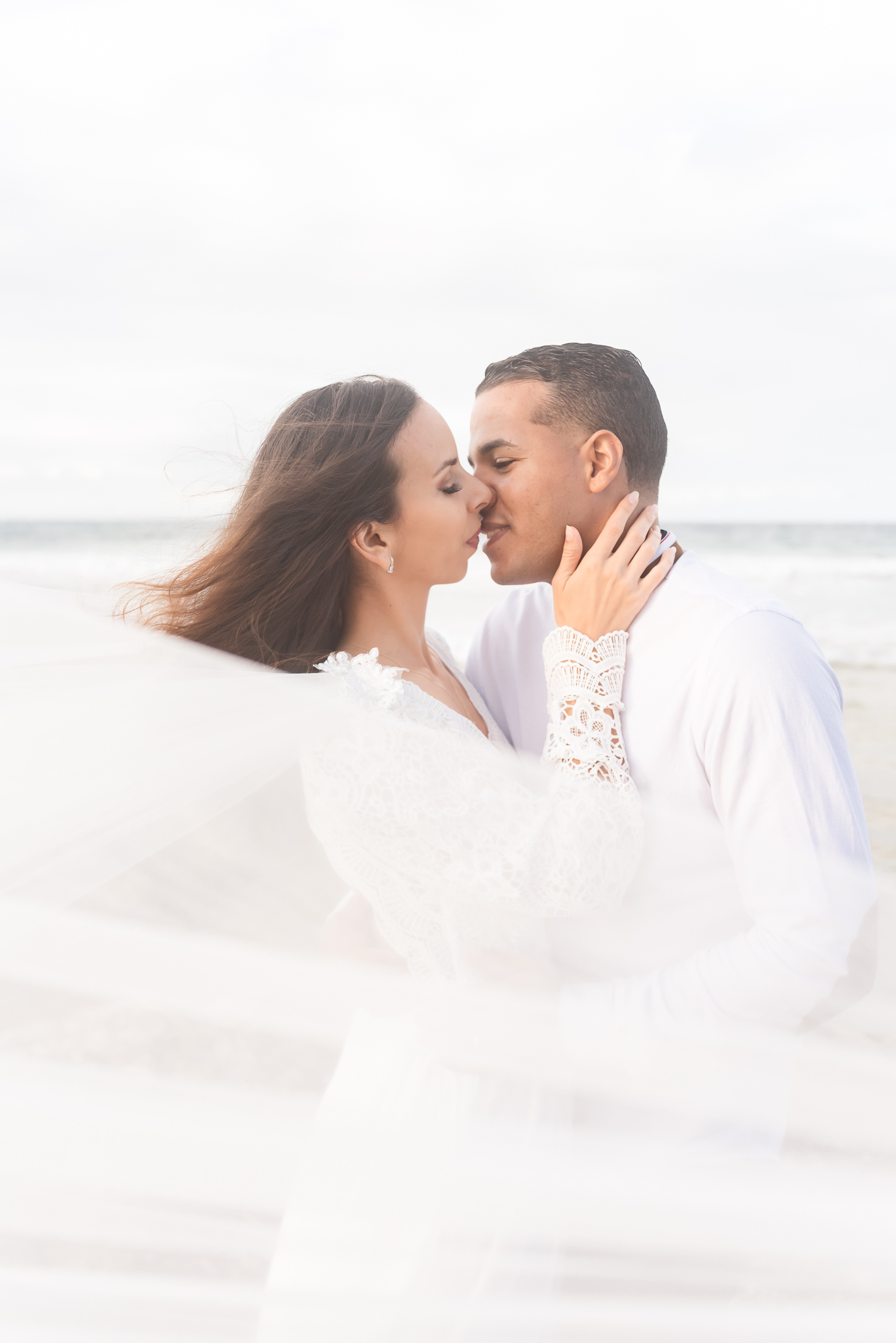 San Juan Destination Wedding Photographers Beach Wedding in Luquillo Puerto Rico-7.jpg