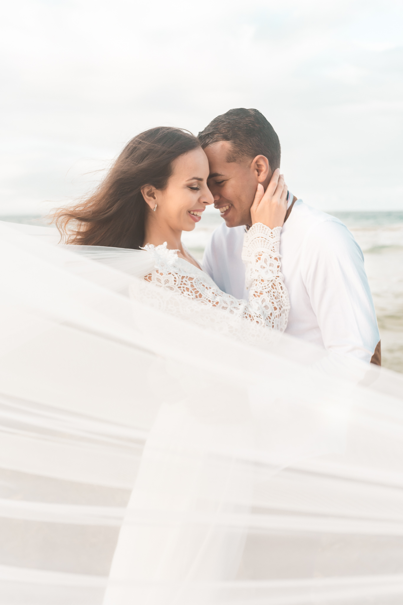 San Juan Destination Wedding Photographers Beach Wedding in Luquillo Puerto Rico-9.jpg