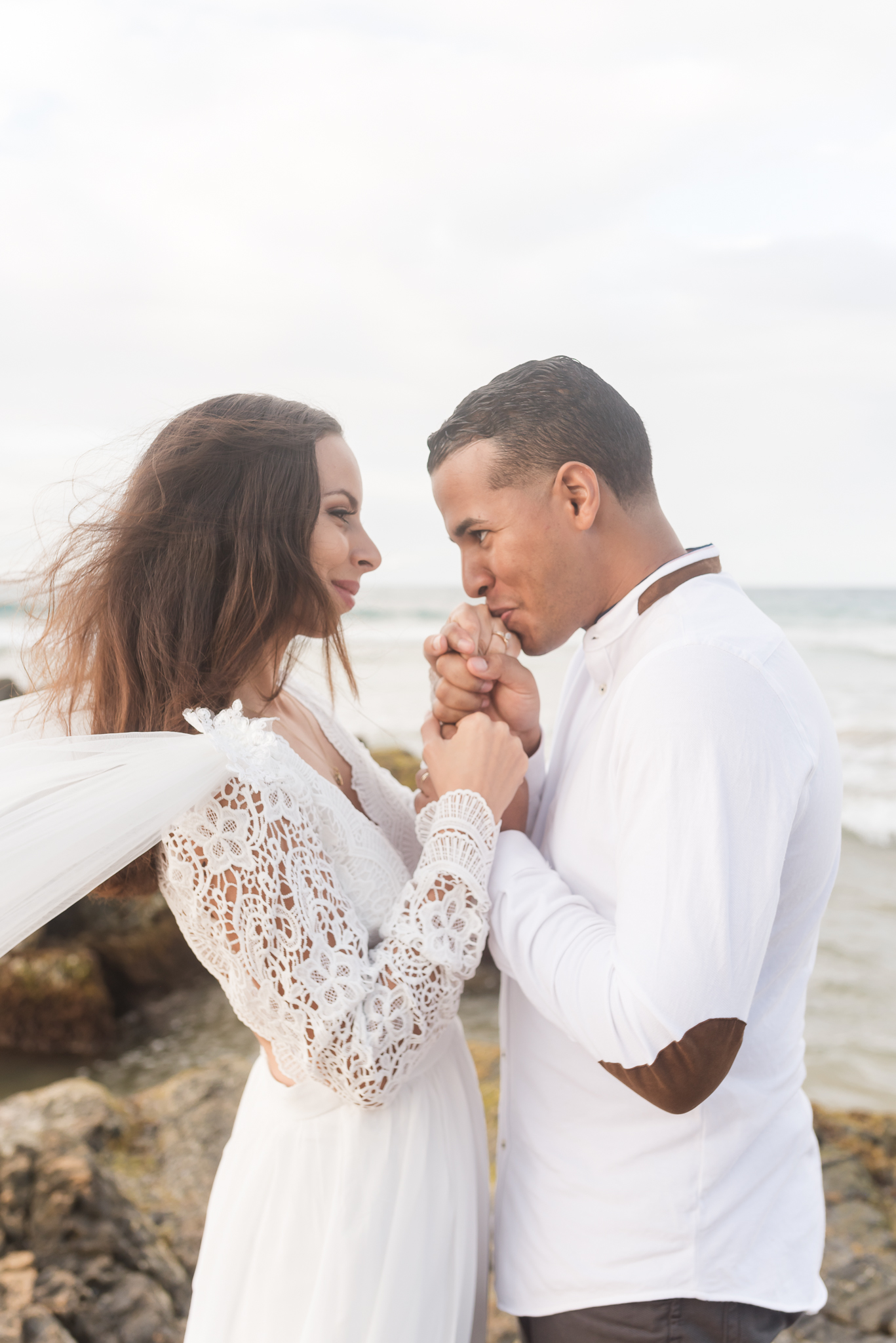 San Juan Destination Wedding Photographers Beach Wedding in Luquillo Puerto Rico-14.jpg