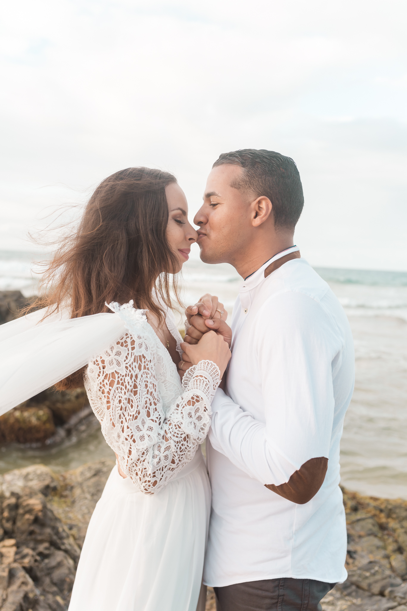 San Juan Destination Wedding Photographers Beach Wedding in Luquillo Puerto Rico-15.jpg