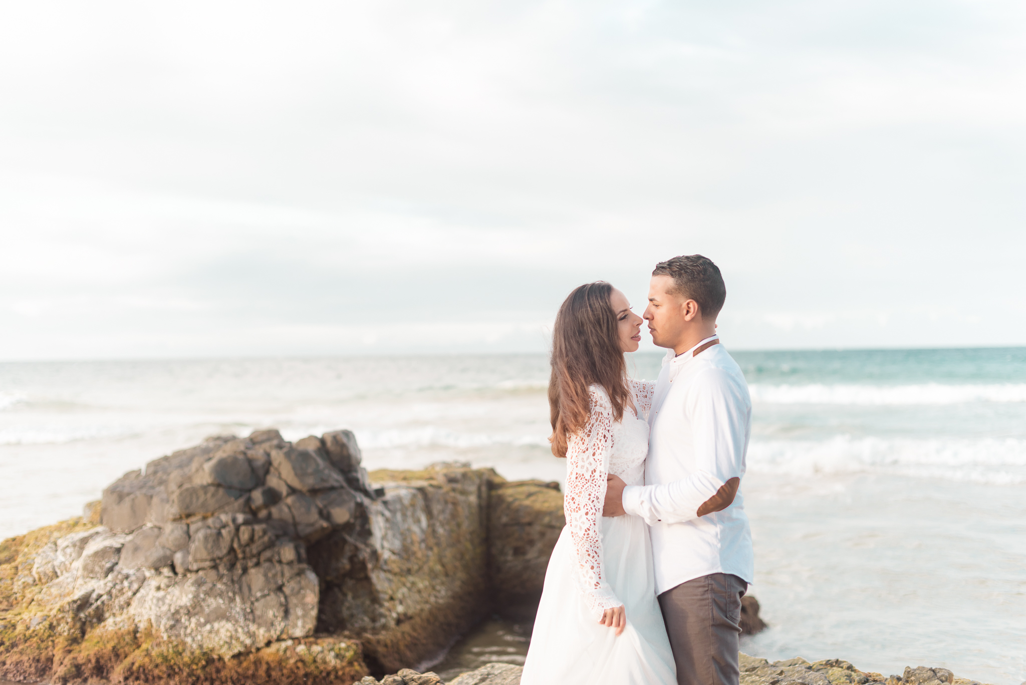 San Juan Destination Wedding Photographers Beach Wedding in Luquillo Puerto Rico-16.jpg