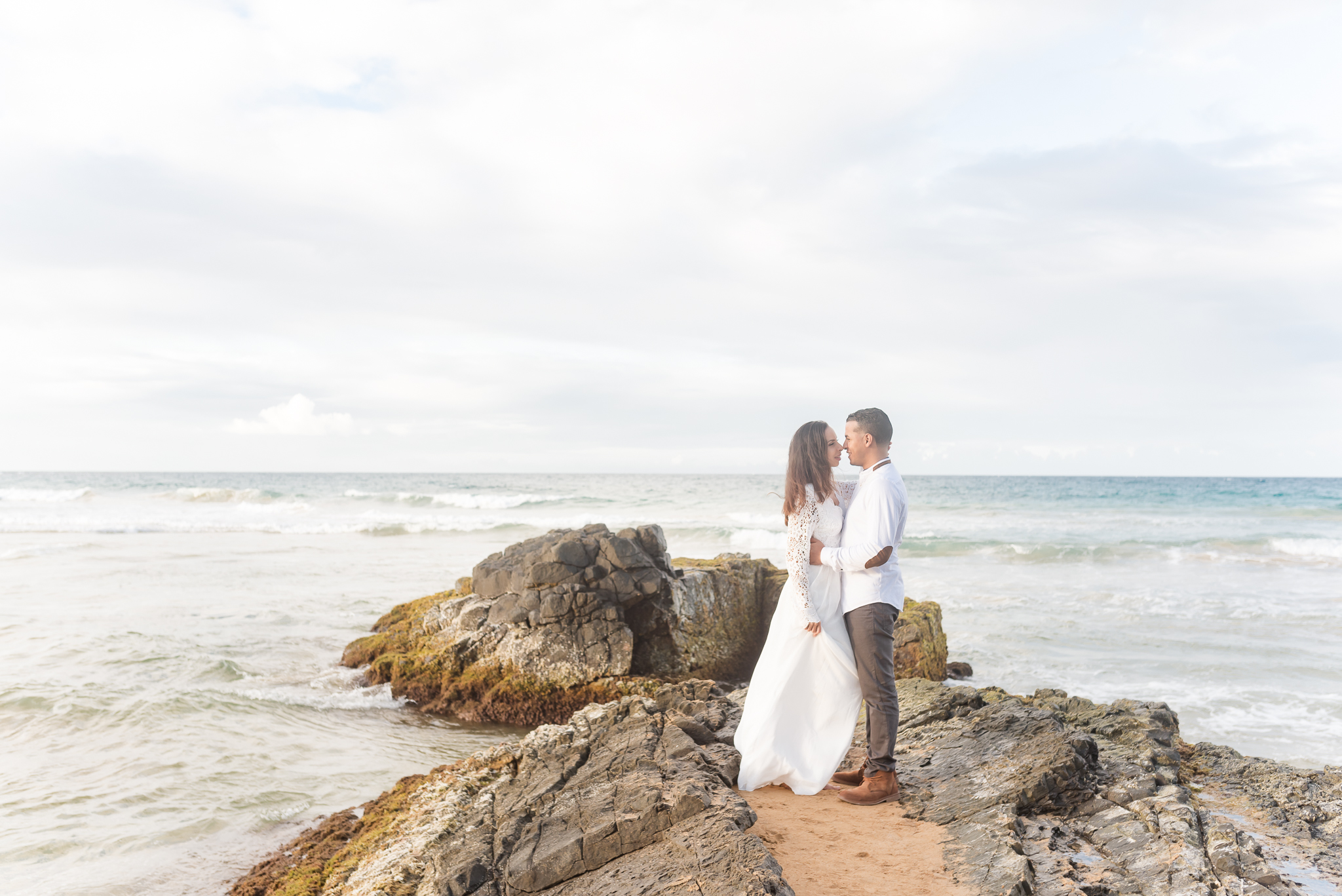 San Juan Destination Wedding Photographers Beach Wedding in Luquillo Puerto Rico-17.jpg