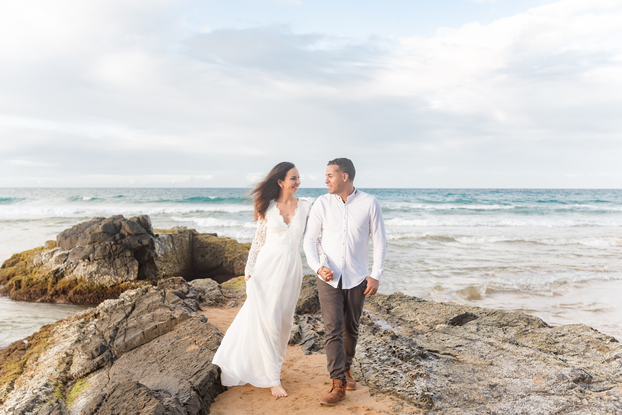 San Juan Destination Wedding Photographers Beach Wedding in Luquillo Puerto Rico-21.jpg