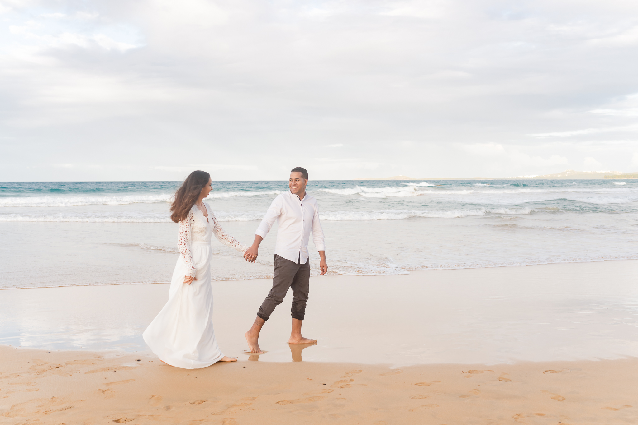 San Juan Destination Wedding Photographers Beach Wedding in Luquillo Puerto Rico-23.jpg