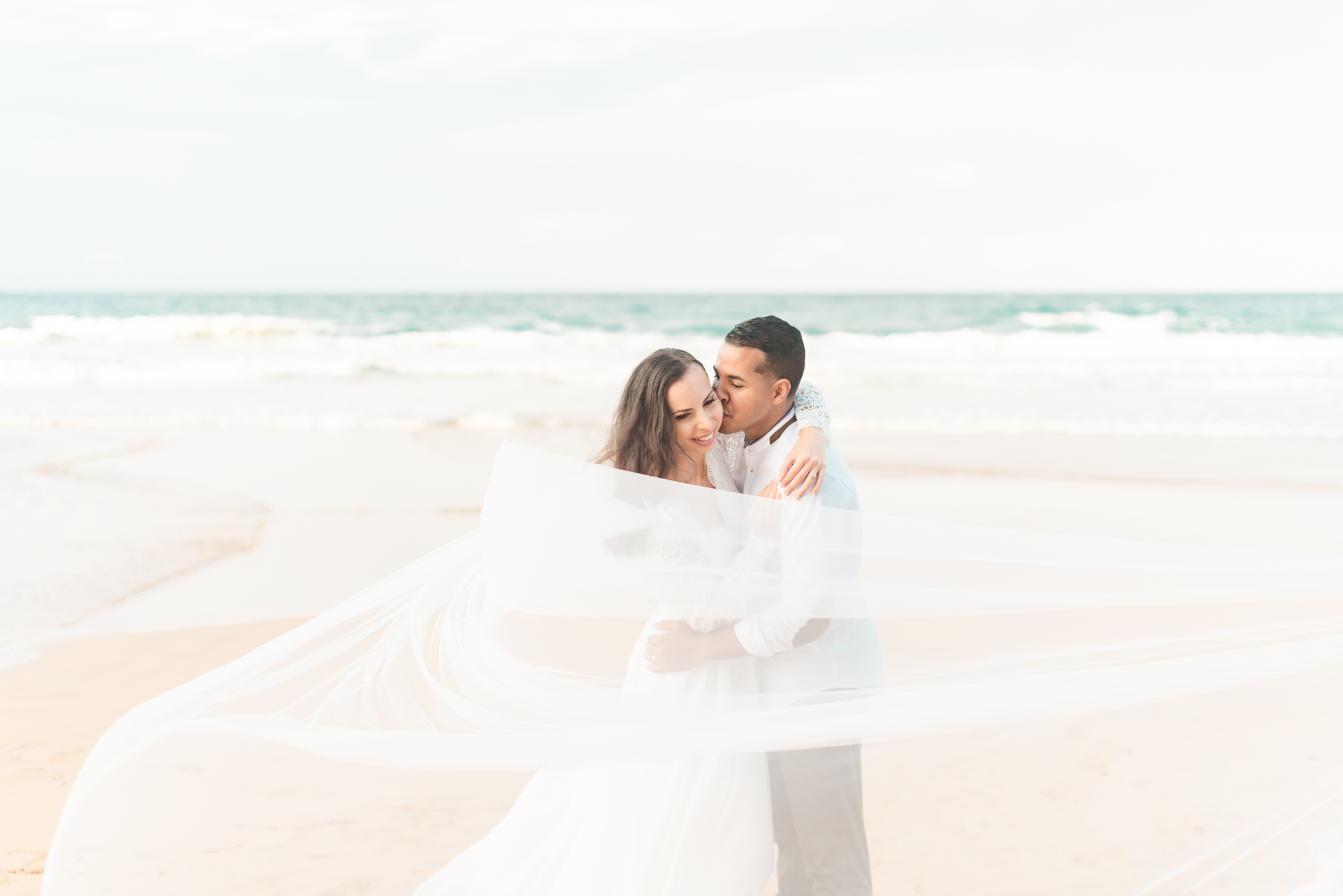 San Juan Destination Wedding Photographers Beach Wedding in Luquillo Puerto Rico-32.jpg