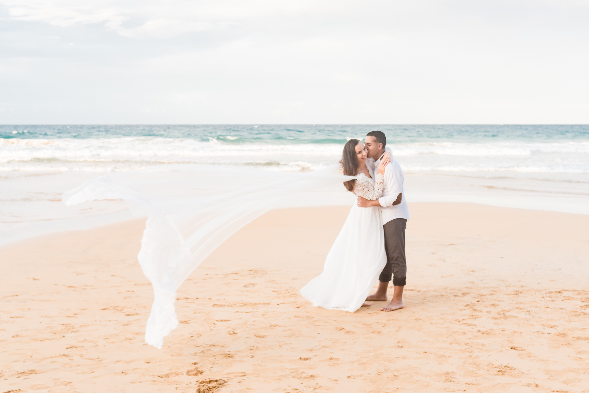 San Juan Destination Wedding Photographers Beach Wedding in Luquillo Puerto Rico-36.jpg