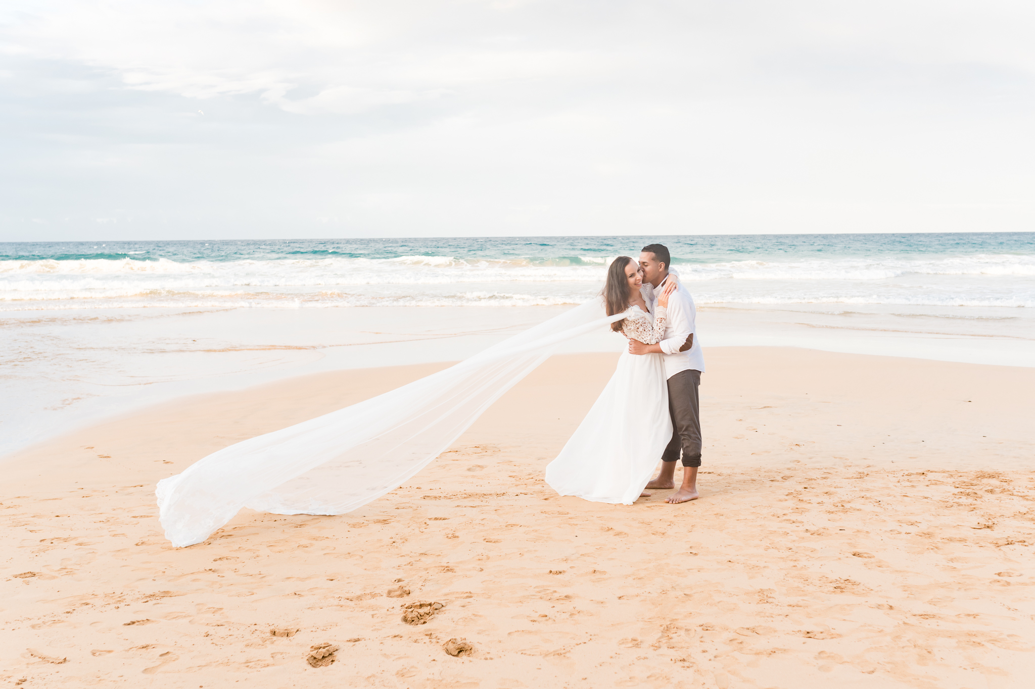 San Juan Destination Wedding Photographers Beach Wedding in Luquillo Puerto Rico-37.jpg