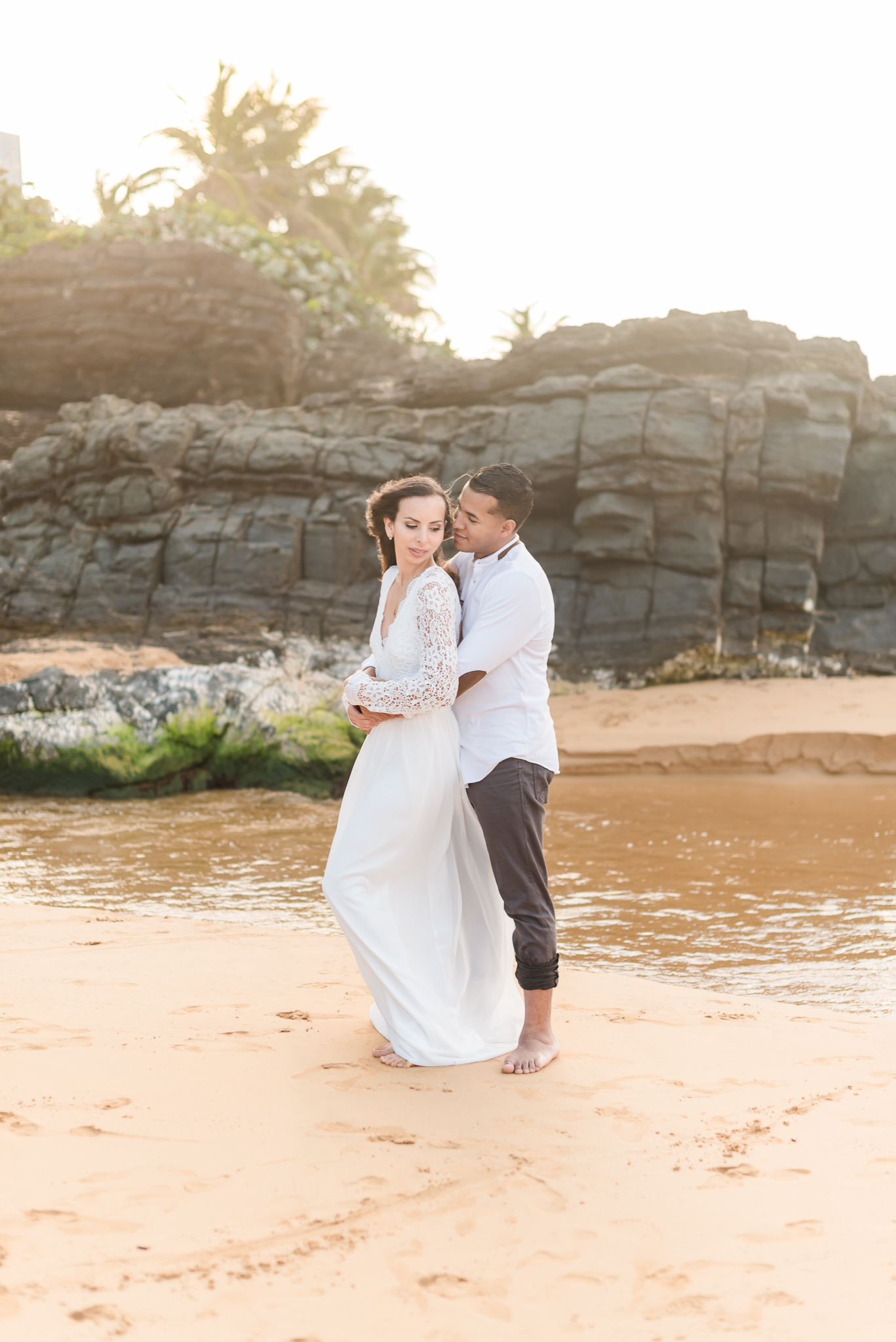 San Juan Destination Wedding Photographers Beach Wedding in Luquillo Puerto Rico-46.jpg