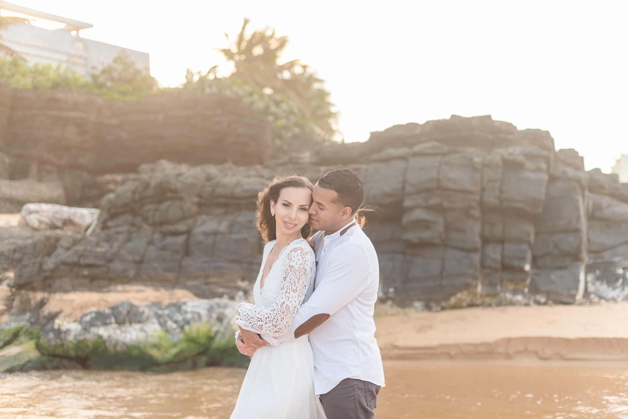 San Juan Destination Wedding Photographers Beach Wedding in Luquillo Puerto Rico-50.jpg