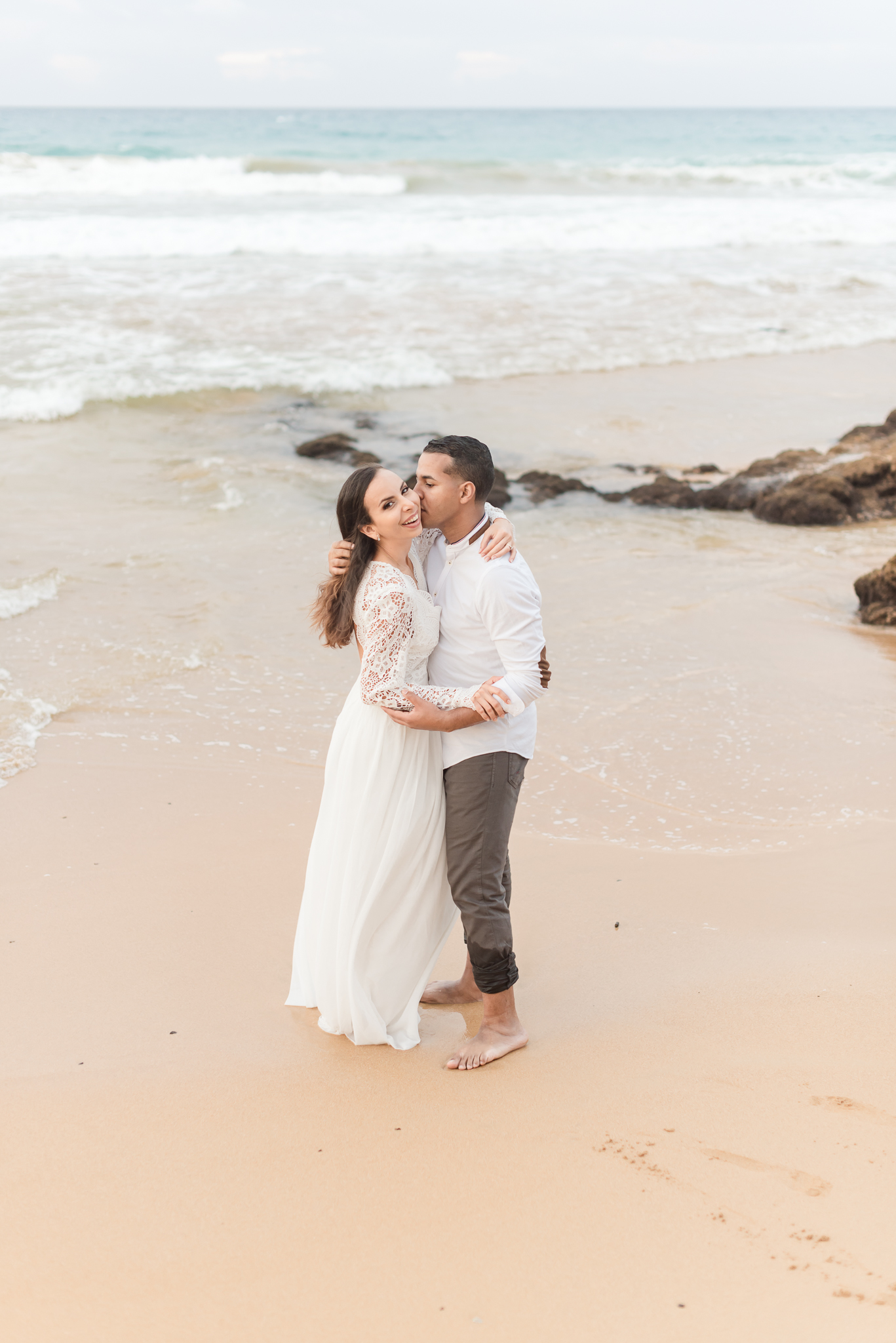 San Juan Destination Wedding Photographers Beach Wedding in Luquillo Puerto Rico-54.jpg