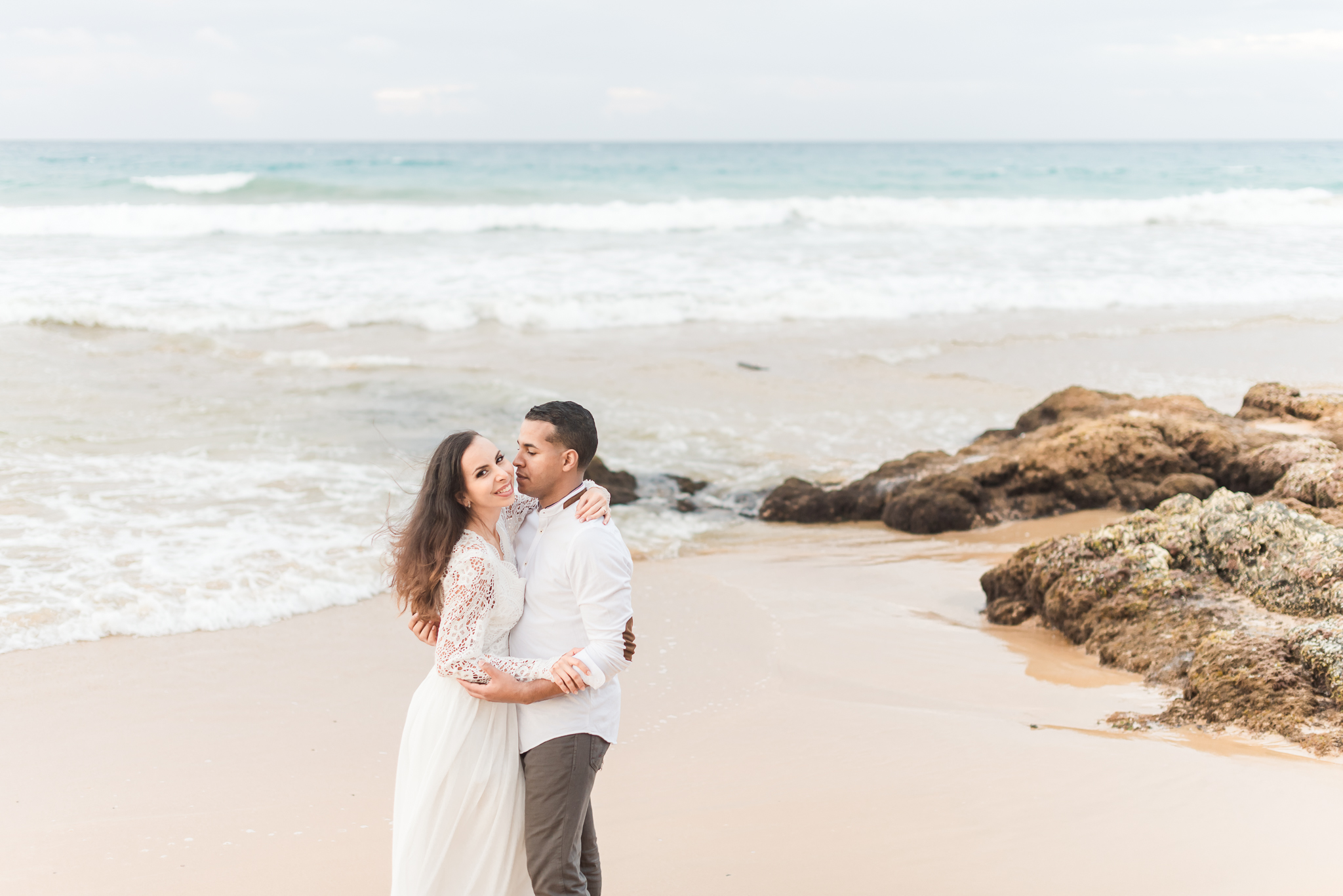 San Juan Destination Wedding Photographers Beach Wedding in Luquillo Puerto Rico-55.jpg