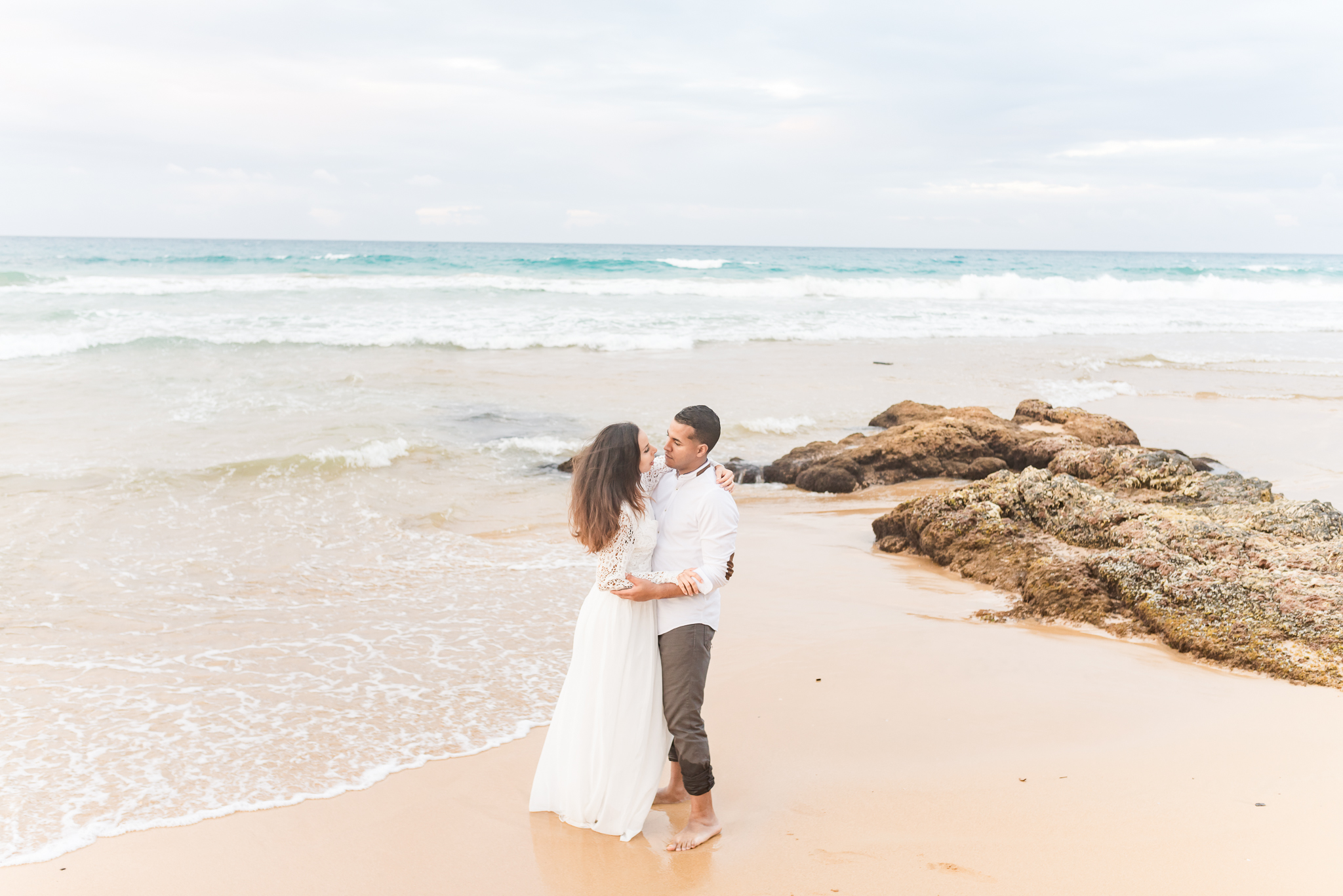 San Juan Destination Wedding Photographers Beach Wedding in Luquillo Puerto Rico-57.jpg