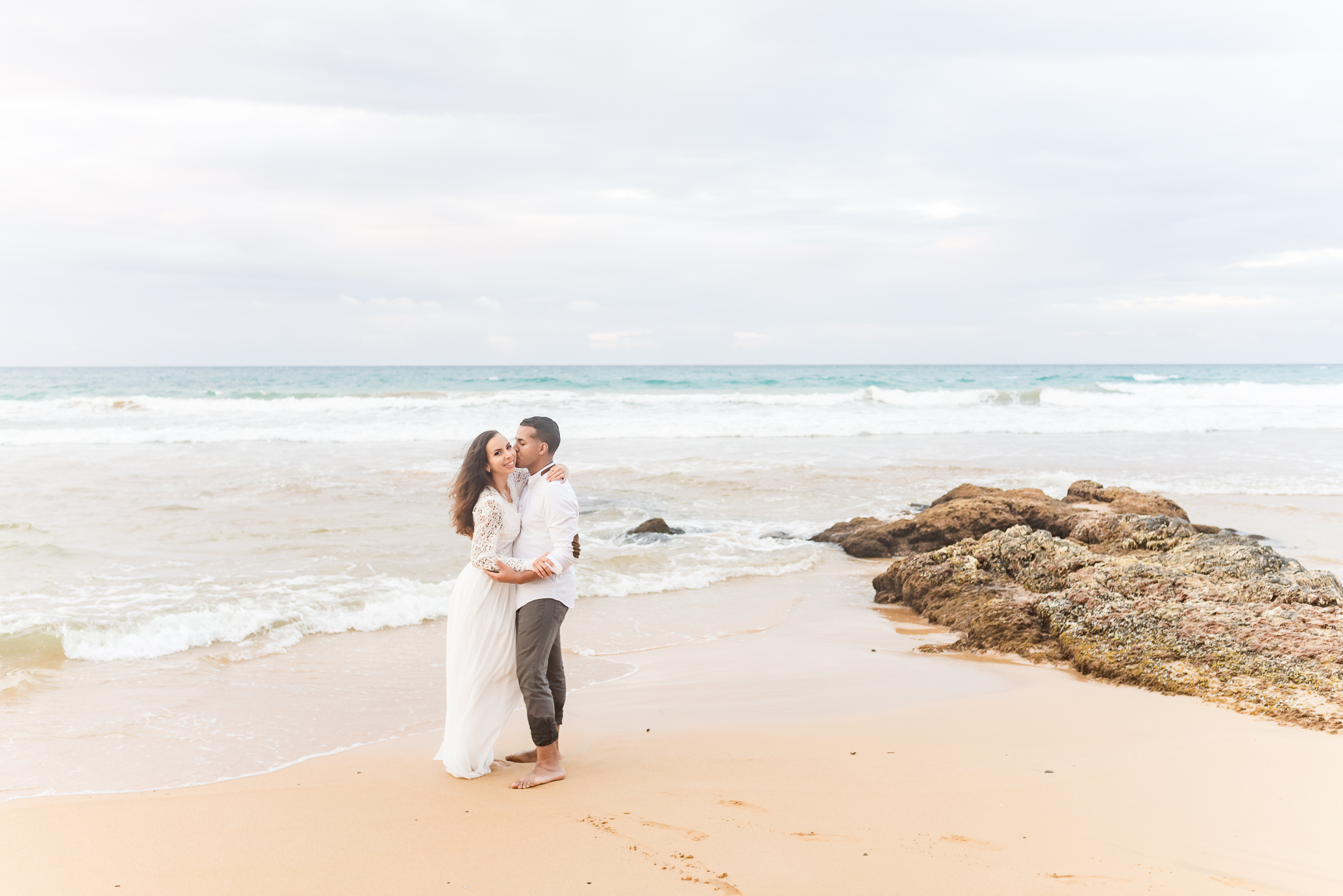 San Juan Destination Wedding Photographers Beach Wedding in Luquillo Puerto Rico-58.jpg