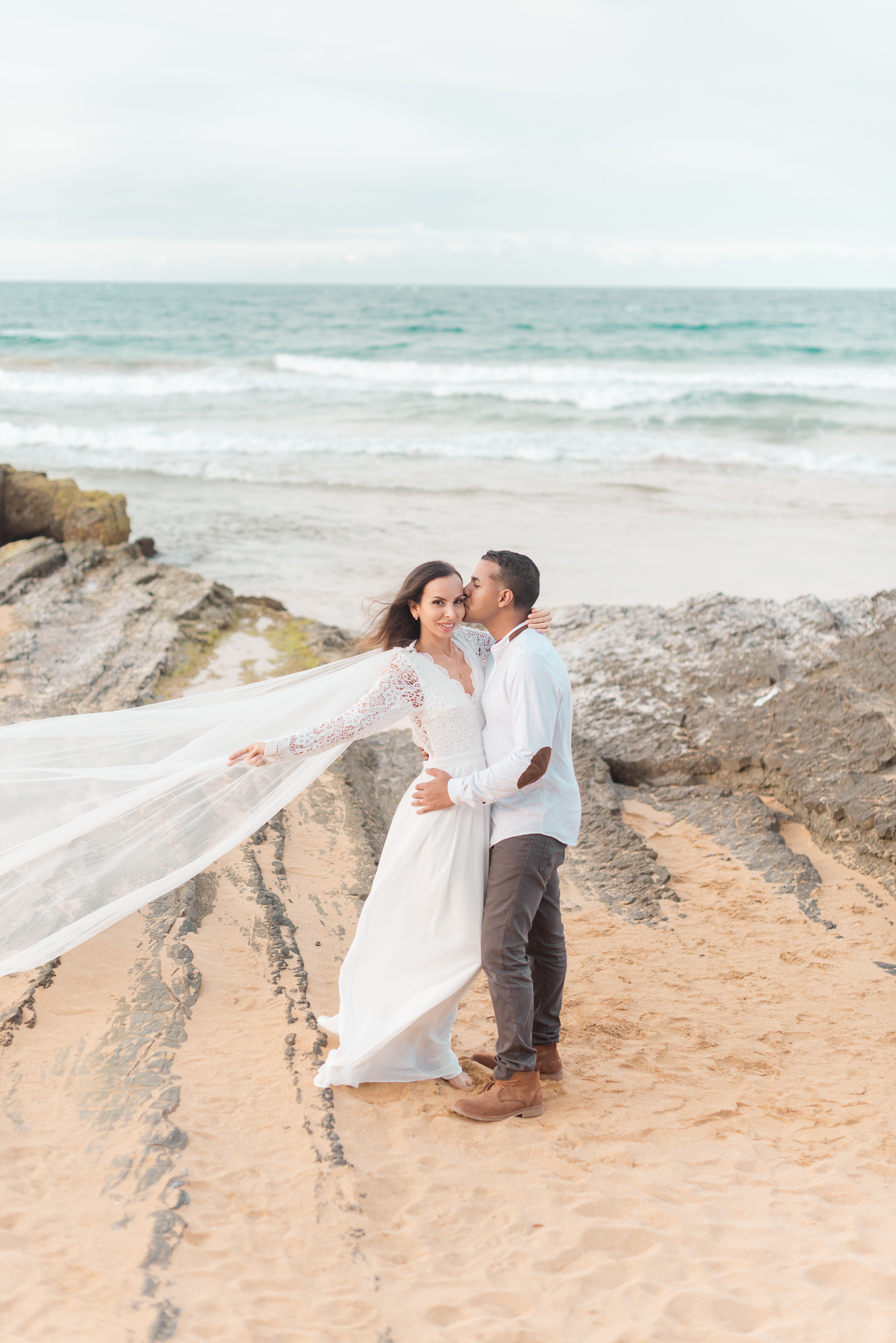 San Juan Destination Wedding Photographers Beach Wedding in Luquillo Puerto Rico.jpg